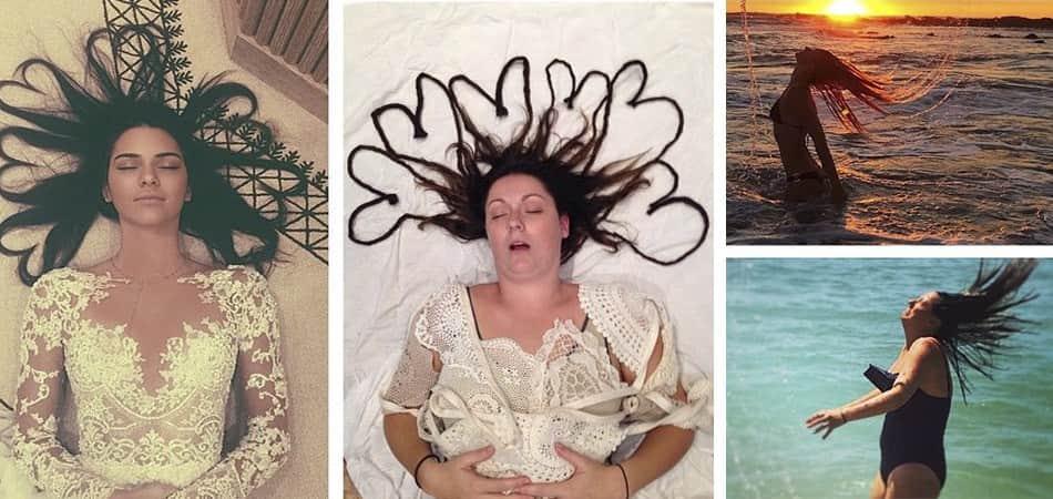 Mulher recria poses de celebridades de forma mais realista (e engraçada!) 1