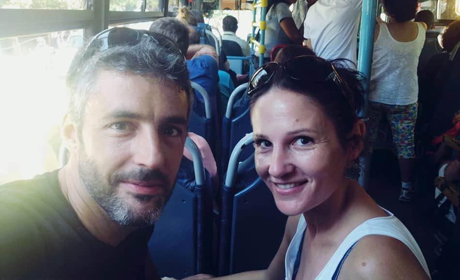 Projeto registra no transporte público encontros de pessoas que nunca se viram antes 1