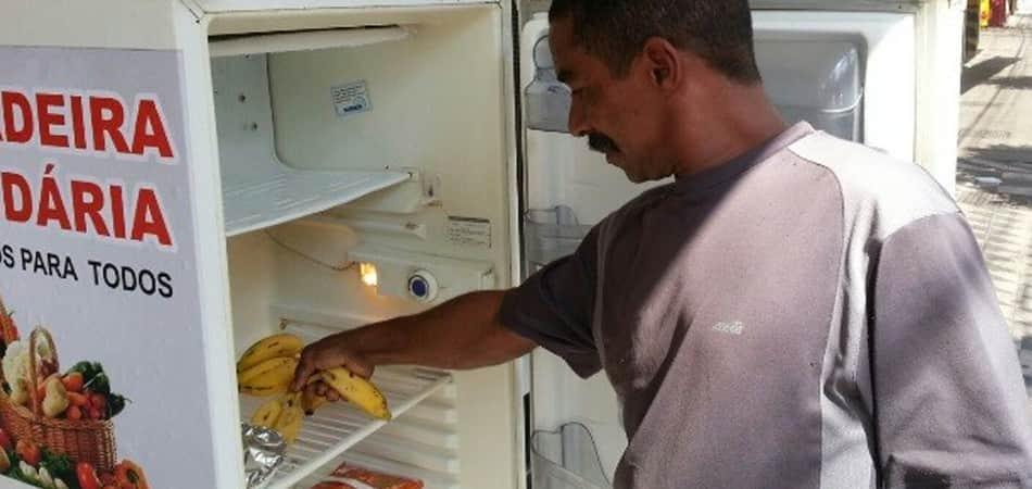 Goiás agora também tem geladeira solidária 1