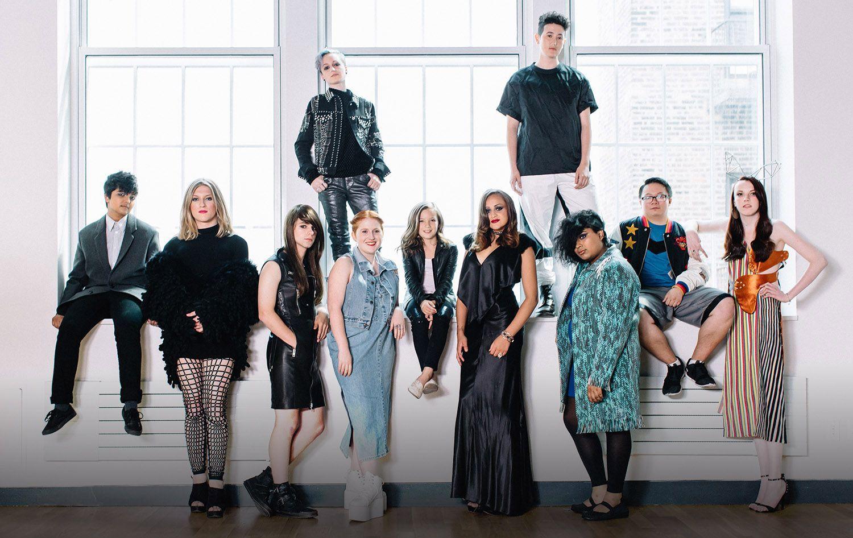 Ensaio fotográfico registra adolescentes trans que estão passando por transição 3