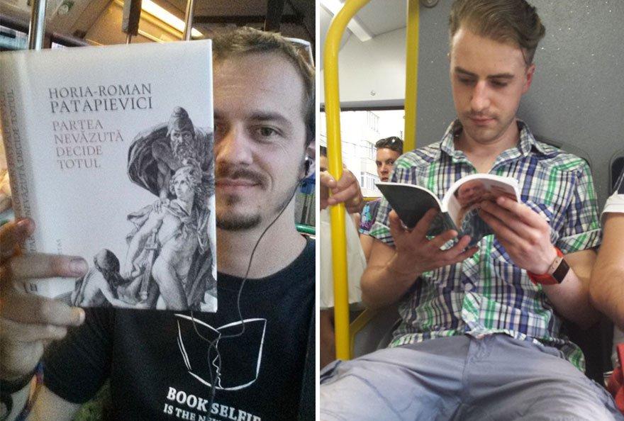 Nesta cidade, quem praticar a leitura no transporte público ganha passagem de graça 2