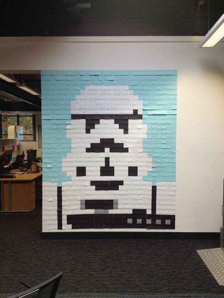 Os fãs de Star Wars adorariam trabalhar neste escritório 3