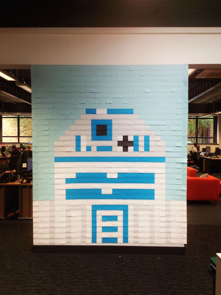 Os fãs de Star Wars adorariam trabalhar neste escritório 4