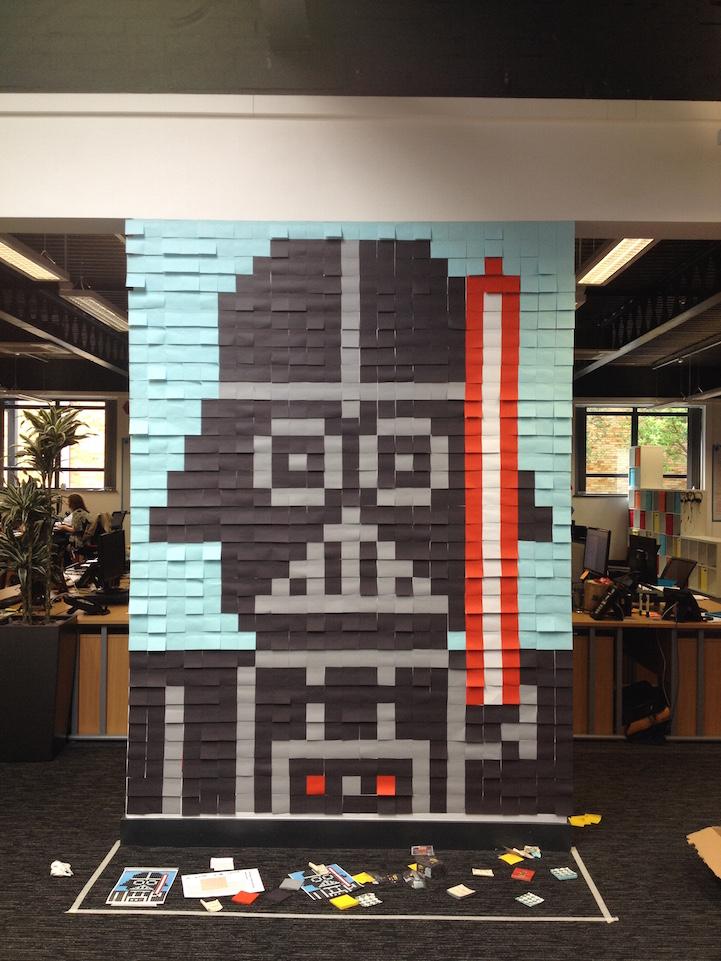 Os fãs de Star Wars adorariam trabalhar neste escritório 9