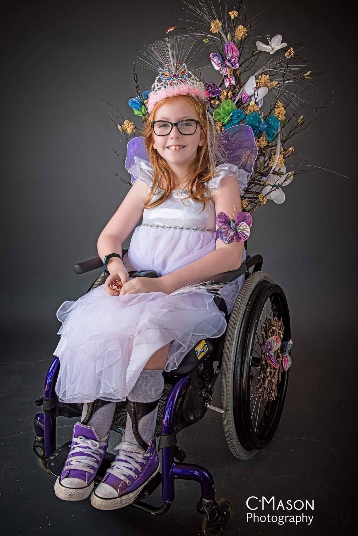 Pai começou customizando fantasia para filho cadeirante e agora tem ONG para atender mais crianças 4