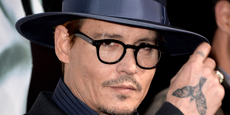 Johnny Depp comprará terras indígenas para devolver aos seus antigos donos 1