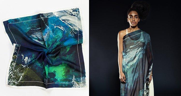 Como esta marca está ajudando o planeta através desses lenços extraordinários 1