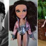 Artista transforma bonecas comuns em grandes mulheres da história 6