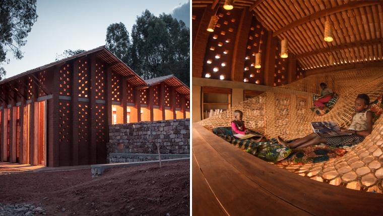 Projeto cria biblioteca para surdos em pequena comunidade africana 1