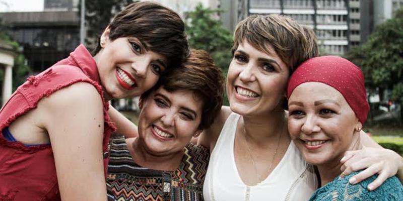 """Websérie """"Super-Heroínas"""" celebra a beleza de pacientes oncológicas 2"""