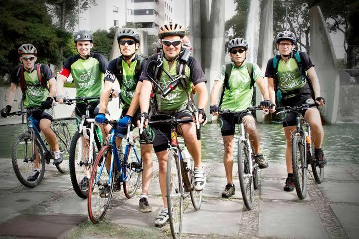 Menos trânsito e poluição: empresa faz serviço de entregas sustentável usando bikes 3
