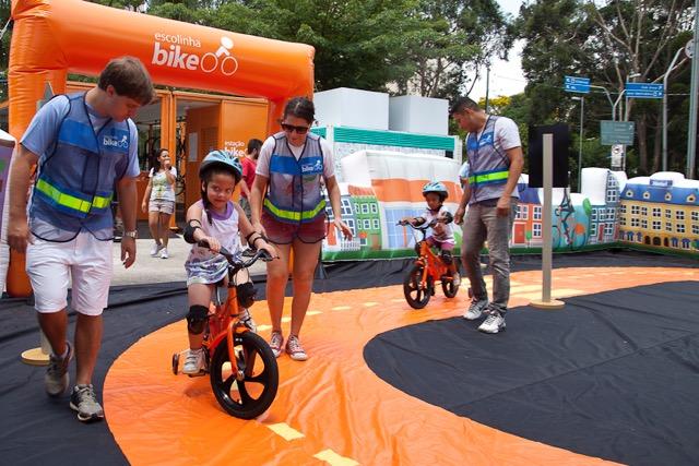 Projeto desenvolve conceito de mobilidade urbana com crianças de 2 a 7 anos 1