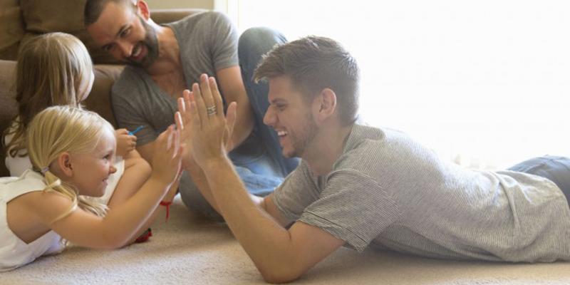 Estudo comprova: famílias homoafetivas dedicam mais tempo aos seus filhos 2