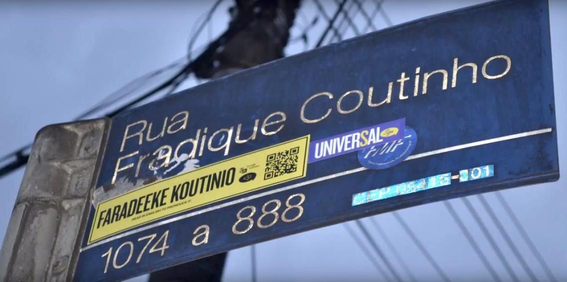 Projeto divertido ajuda gringos a pronunciarem os nomes das ruas de SP 2