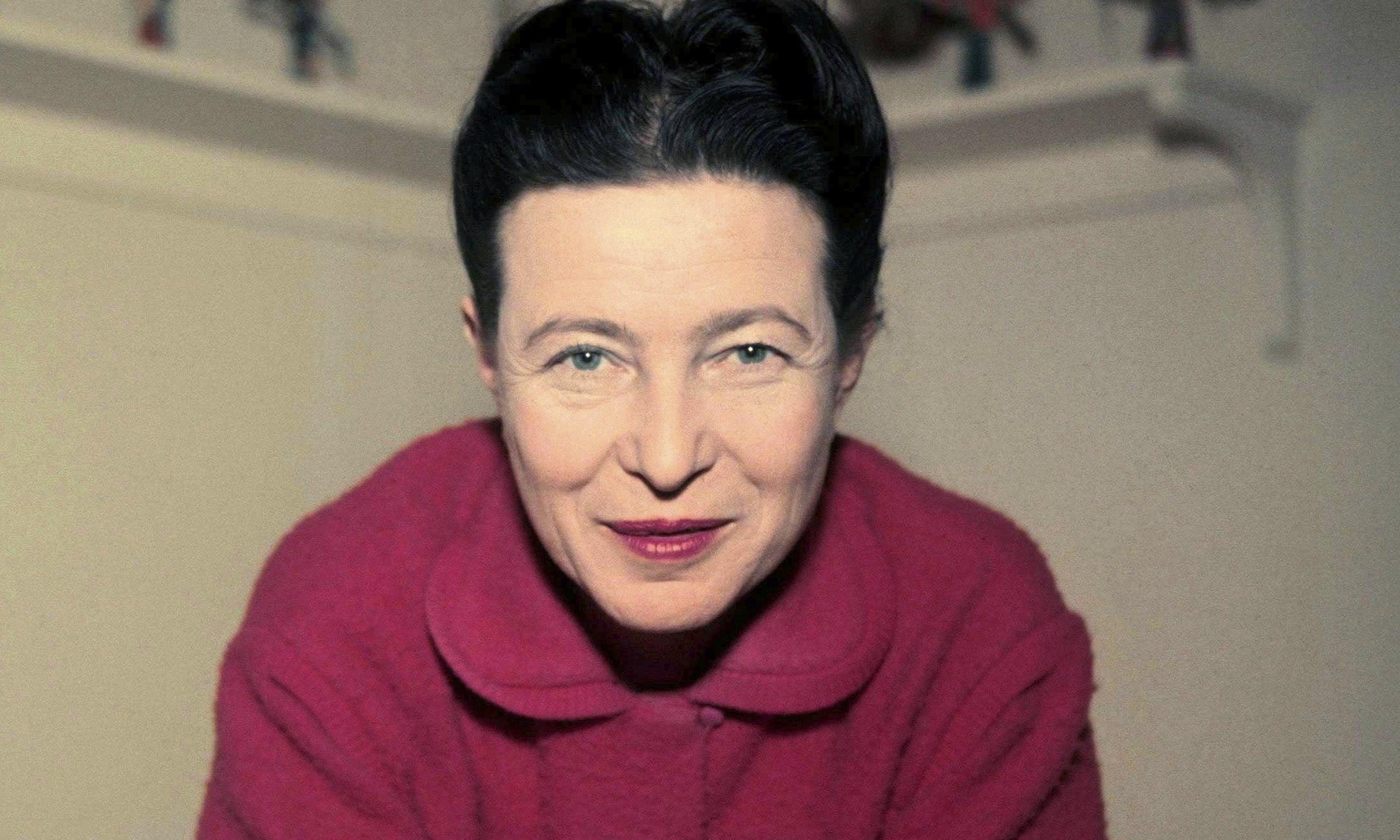 Ela foi citada no Enem 2015, mas quem foi Simone de Beauvoir? 1