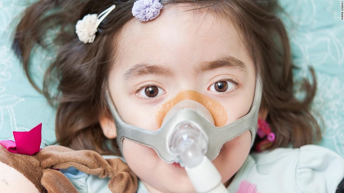 Em estado terminal, menina de 5 anos prefere ir para o céu em vez do hospital 2