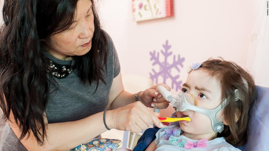 Em estado terminal, menina de 5 anos prefere ir para o céu em vez do hospital 3
