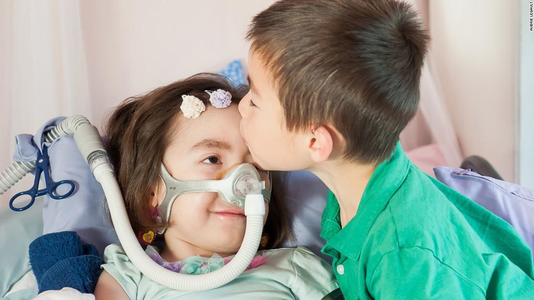Em estado terminal, menina de 5 anos prefere ir para o céu em vez do hospital 4