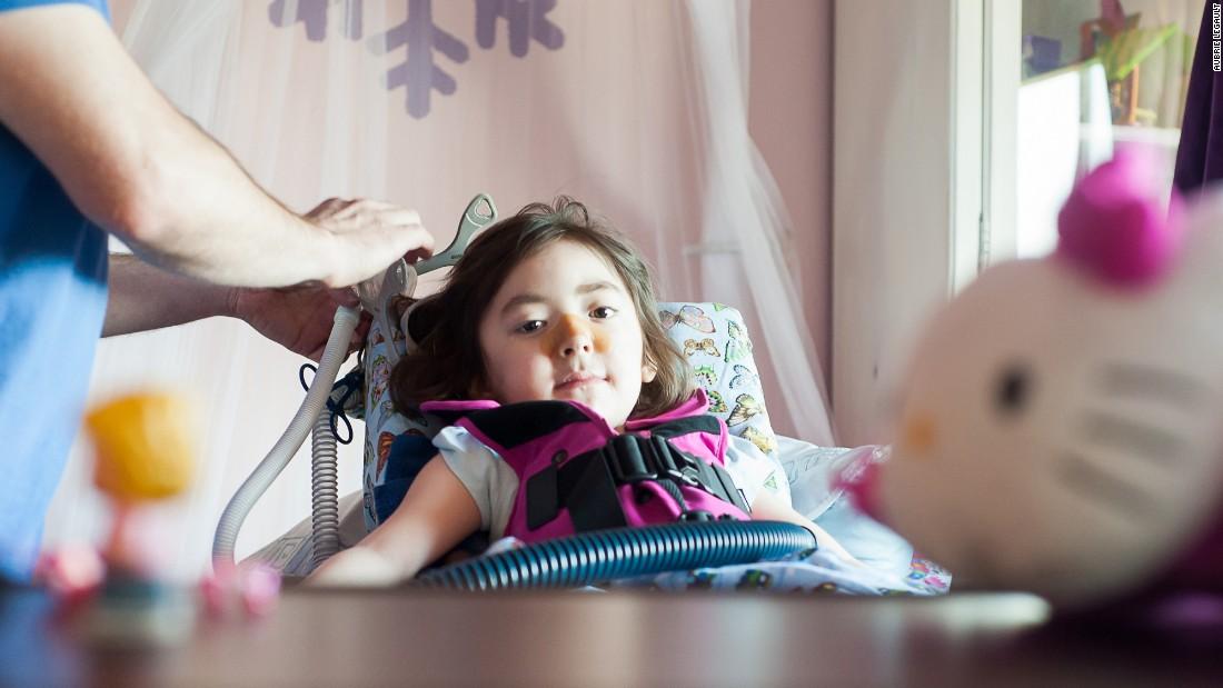 Em estado terminal, menina de 5 anos prefere ir para o céu em vez do hospital 7