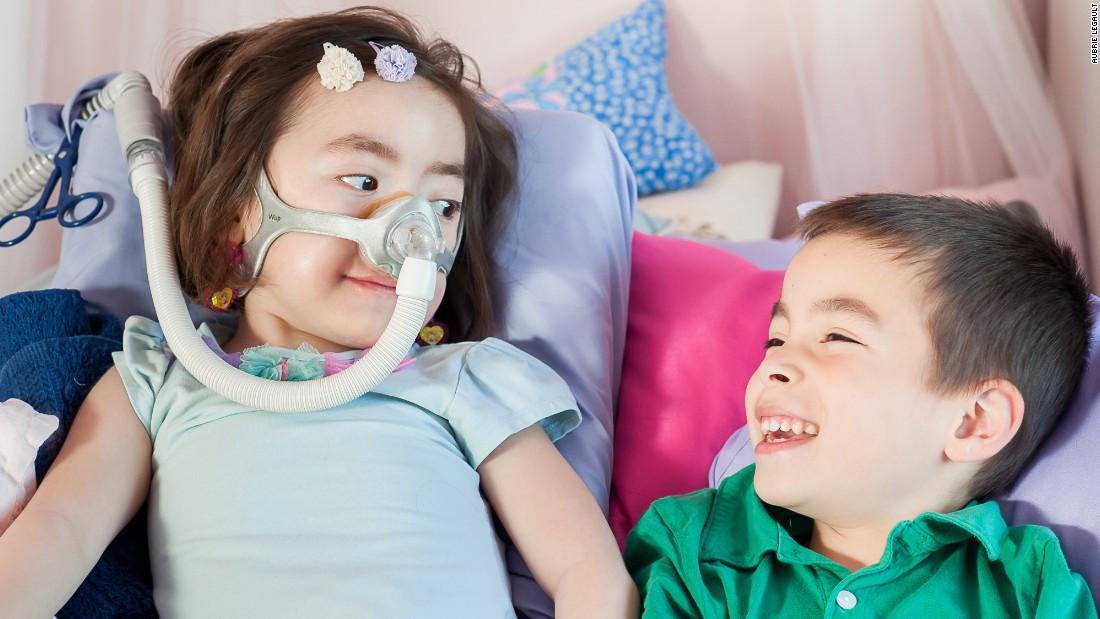 Em estado terminal, menina de 5 anos prefere ir para o céu em vez do hospital 14