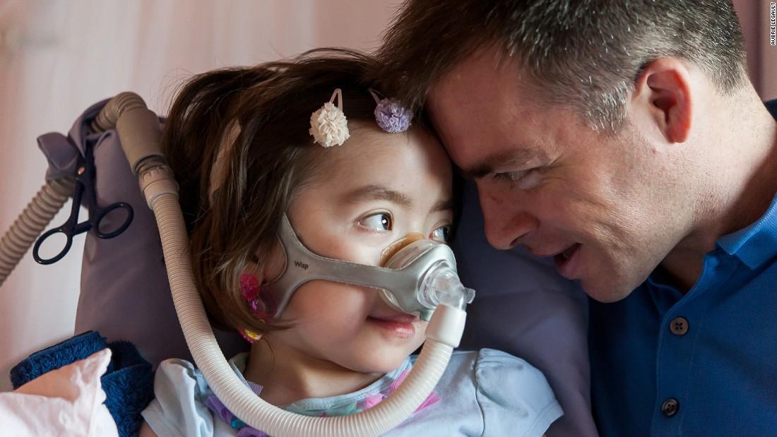 Em estado terminal, menina de 5 anos prefere ir para o céu em vez do hospital 10