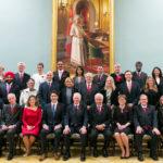 Canadá tem primeiro governo igualitário com mesmo número de homens e mulheres em seu gabinete 8