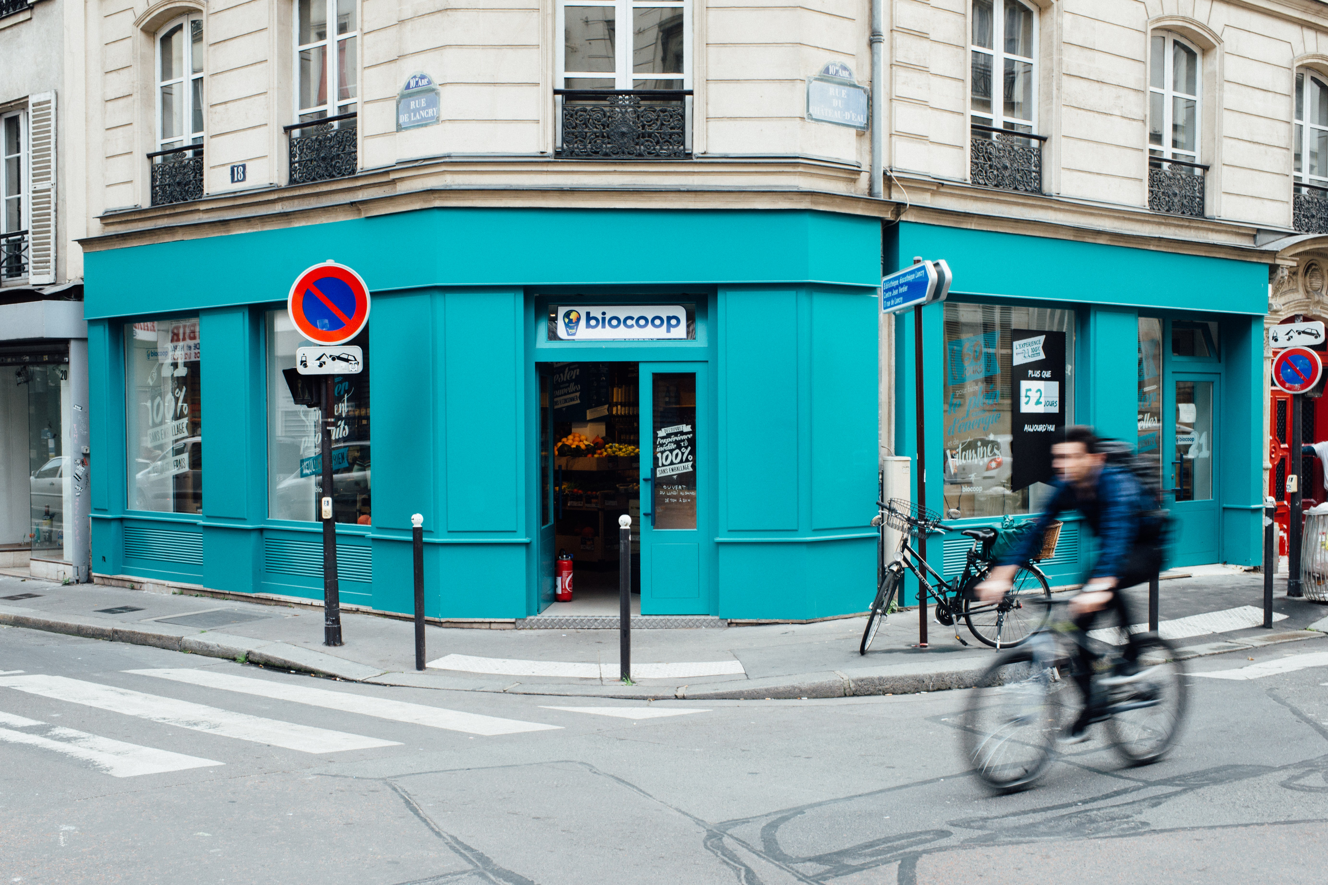 supermercado sem embalagens de Paris 6
