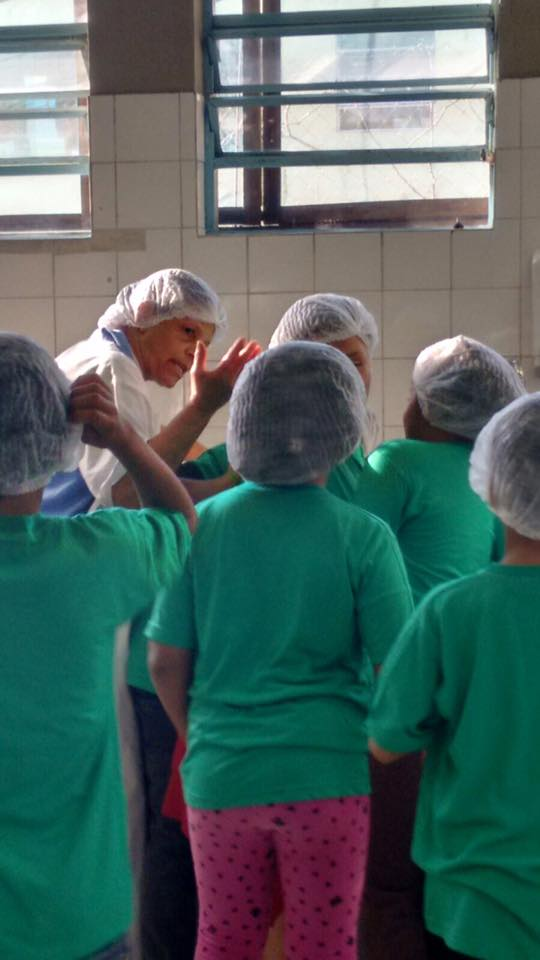 Projeto em SP estimula alimentação saudável entre crianças de escolas da rede pública 5
