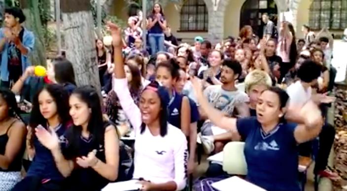 Matéria mostra verdade por trás da ocupação de escolas em São Paulo 1