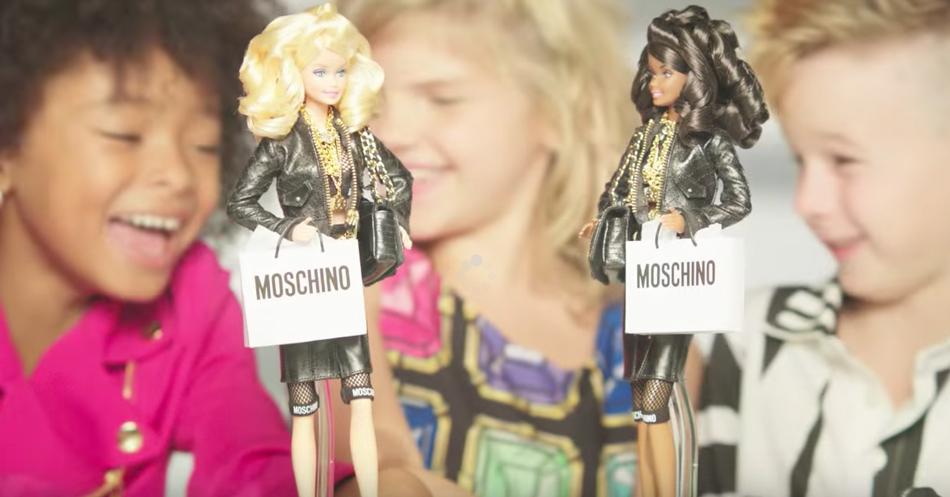 Novo comercial da Barbie traz menino brincando também com a boneca 1