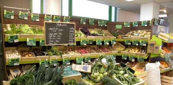 supermercado sem embalagens de Paris 2