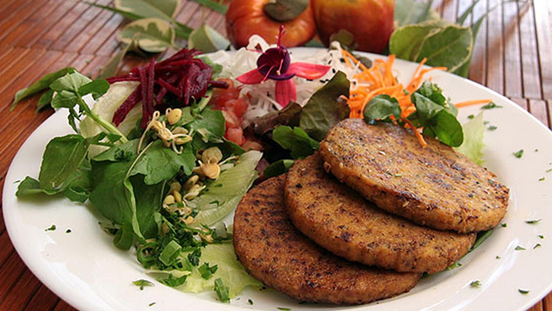 Hambúrguer de caju criado no Ceará aproveita fibras da fruta antes descartadas 1