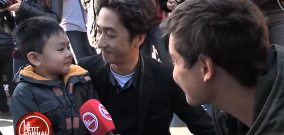 Assista à tocante conversa entre um filho e o pai sobre os atentados terroristas de Paris 2