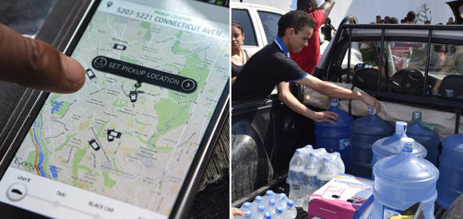 Aplicativo Uber levará água potável para moradores de Governador Valadares (MG) 2