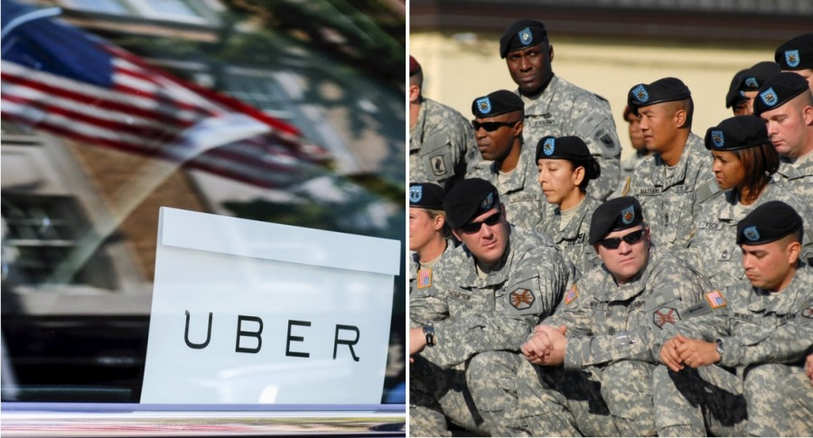 Apps de transporte oferecem corridas gratuitas para veteranos sem-tetos irem em entrevistas de emprego 1