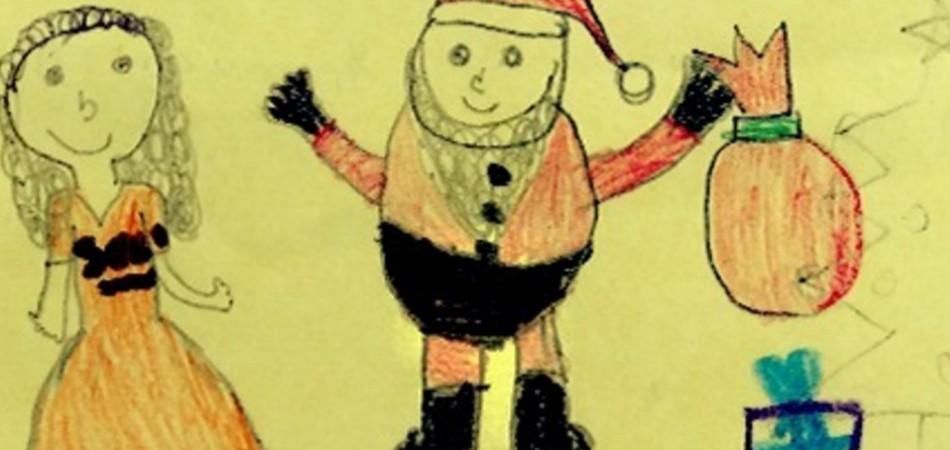 """""""Ajudantes do Papai Noel"""" adotam cartinhas e realizam desejos de natal de crianças de comunidades do RJ 1"""