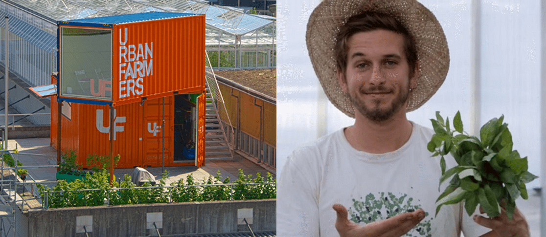 Empresa suíça vai cultivar orgânicos no topo dos prédios de SP 1
