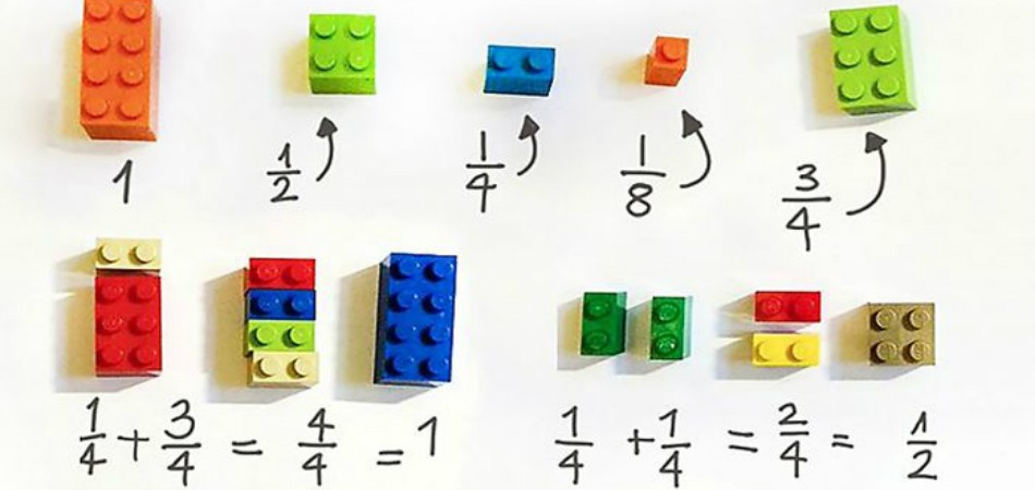 lego matemática