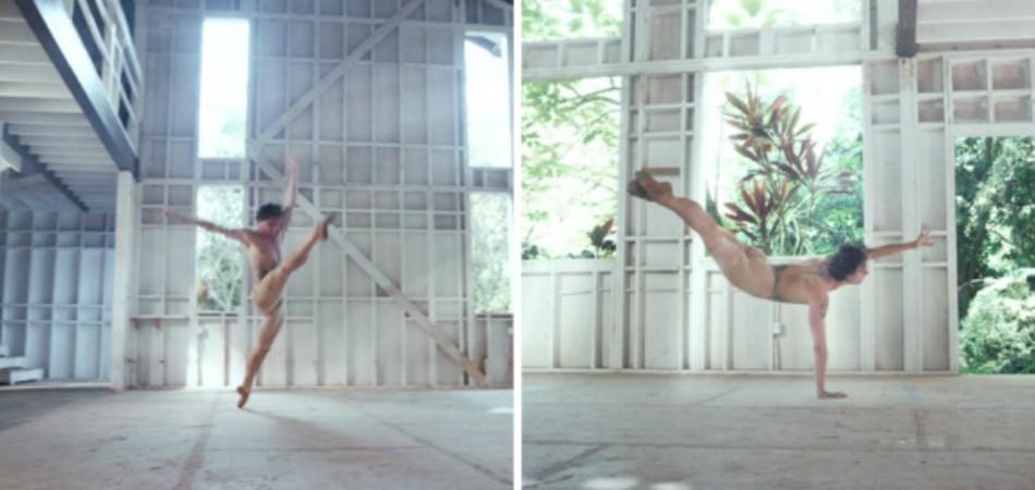 Coreografia hipnotizante mostra força do balé masculino 1
