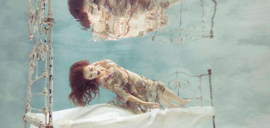 Série de fotos mágicas misturam dança e água 4