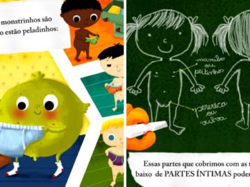 Escritora lança livro educativo para crianças contra abuso sexual na infância 2