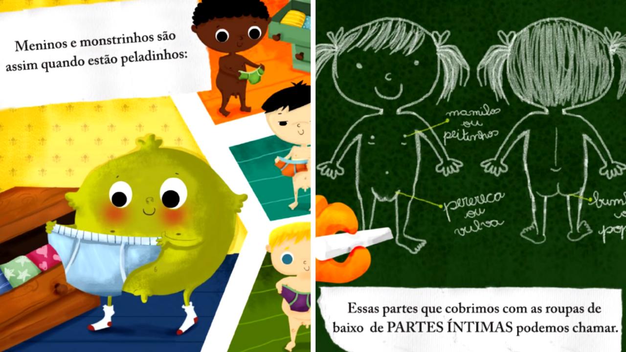 Escritora lança livro educativo para crianças contra abuso sexual na infância 1