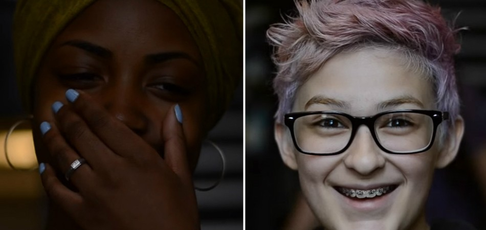 Vídeo inspirador mostra reação das pessoas ao serem chamadas de bonitas 1