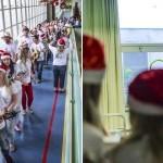 Jovens fazem serenatas de Natal e emocionam pacientes de hospitais e asilos de SC 7
