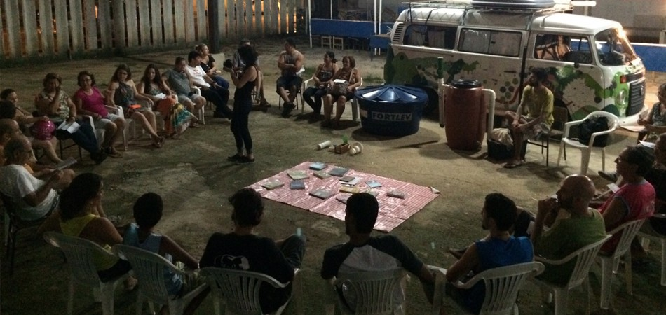 Grupo faz expedição levando oficinas de permacultura, cinema e música para Minas Gerais e Espírito Santo 1