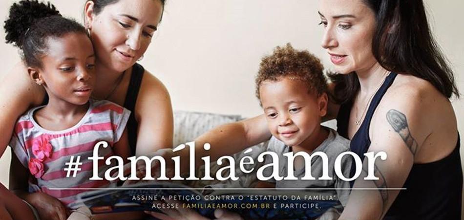 Campanha busca reconhecer todas as formas de família 5