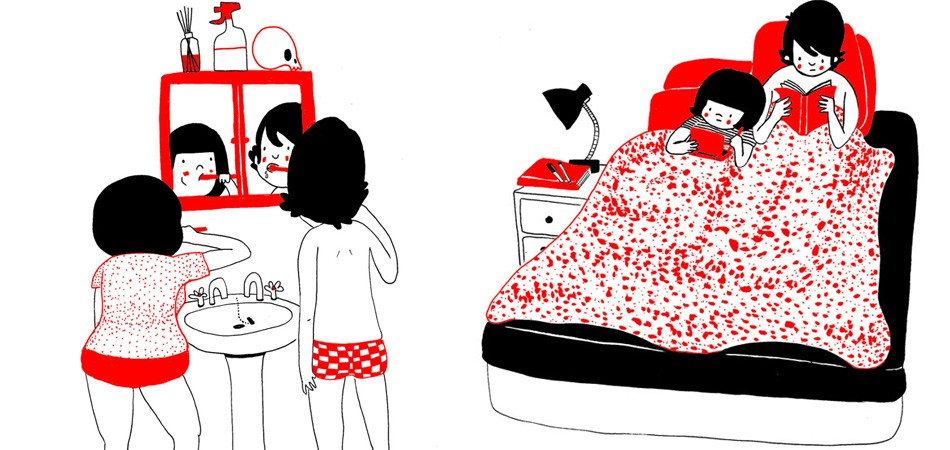 Essas ilustrações vão te provar que o amor está nas pequenas coisas 1