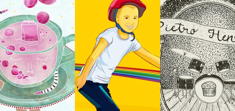 Publicitários criam projeto colaborativo que transforma cartinhas de Natal de crianças carentes em ilustrações 1