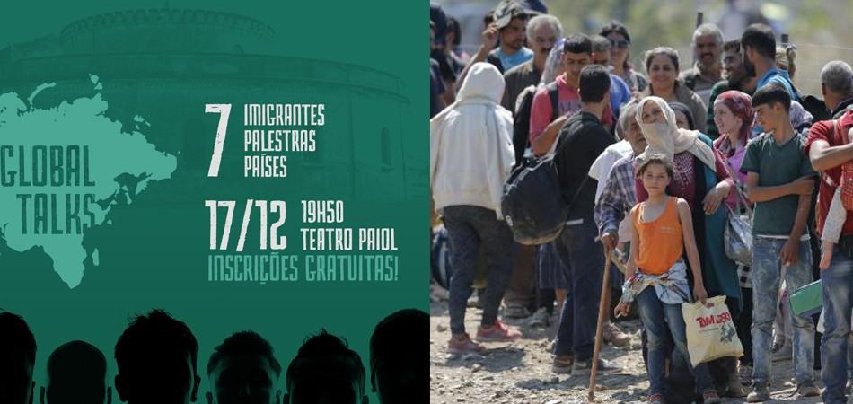 Em Curitiba, evento terá palestras de imigrantes e refugiados de sete países 1