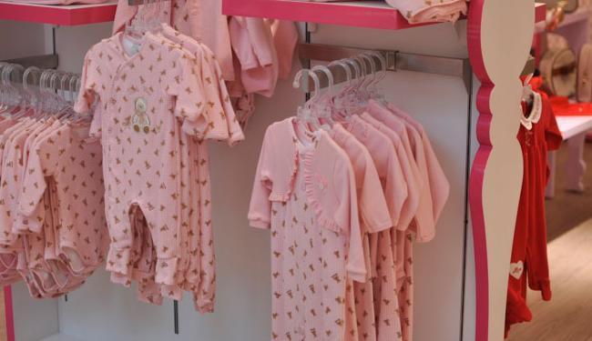 Fábrica produz roupas de bebê com repelente contra Aedes Aegypti 1